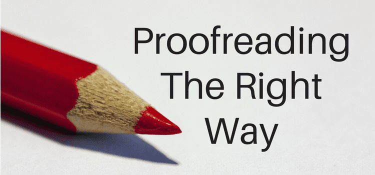 A Proofreader: yes or not?